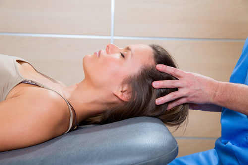 Cranial Osteopathic Treatment