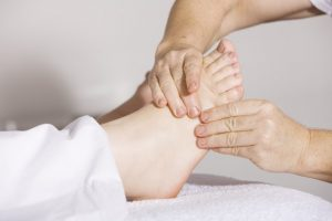 Osteopathy Therapy for the Foot-Ankle