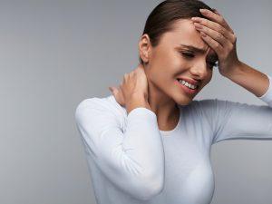 Tension - Headache see an Osteopath